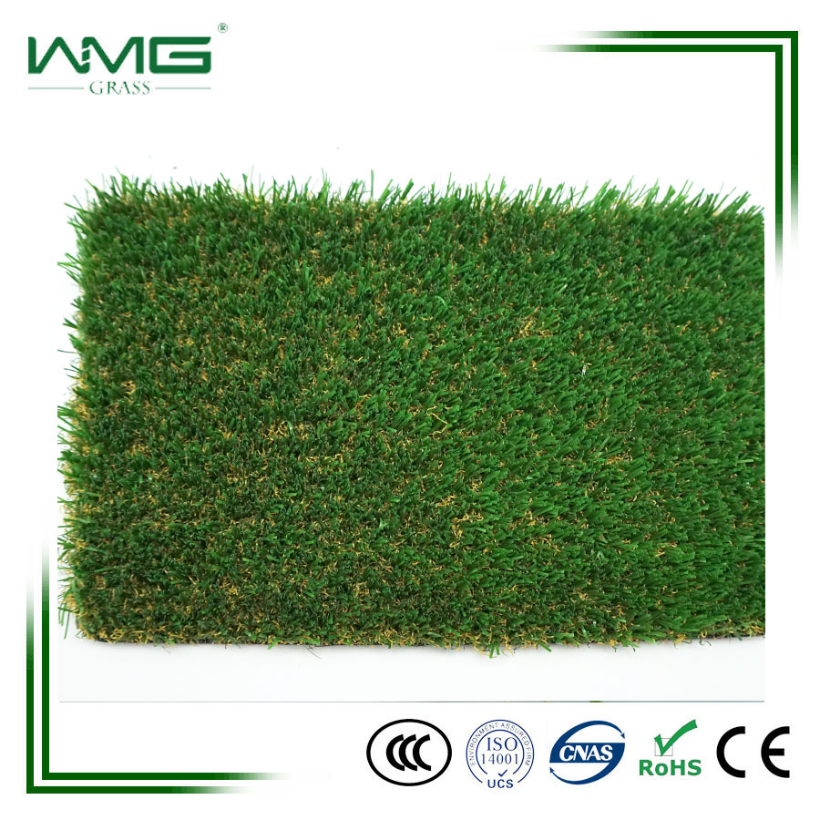 High Quality Natural Landscape Artificial Grass For Garden