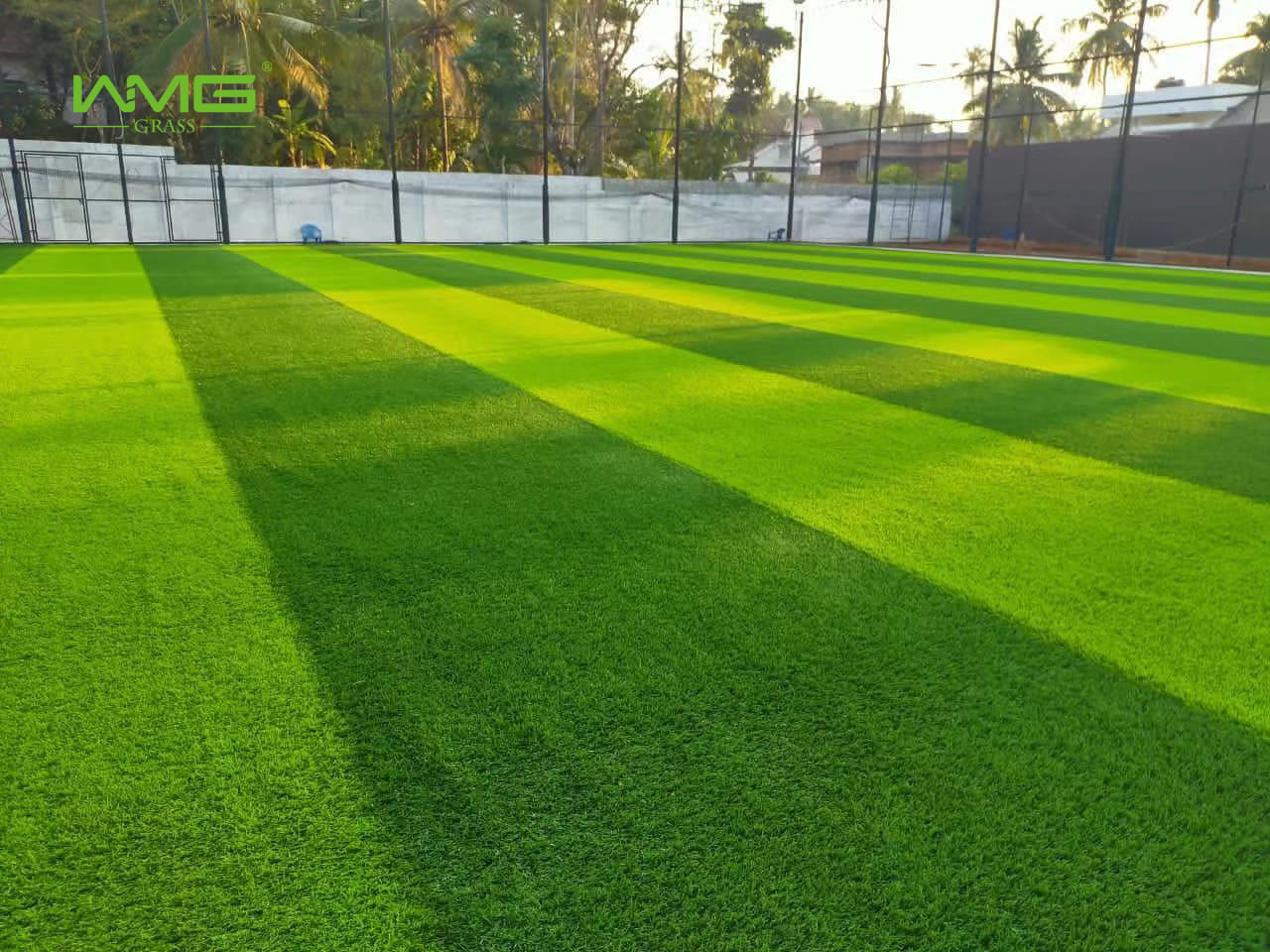Advantages of the synthetic grass for football field